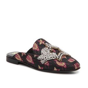 Circus by Sam Edelman Embellished Tapestry Mules